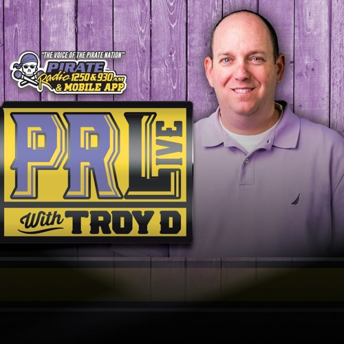 Pirate Radio Live with Troy D - President Trump coming to ECU 07-08-19