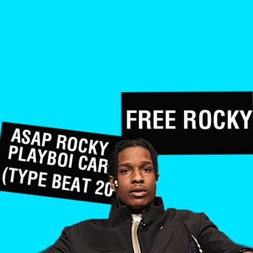 ASAP Rocky feat  Playboi Carti - FREE ROCKY (Prod  By Get DaBagg