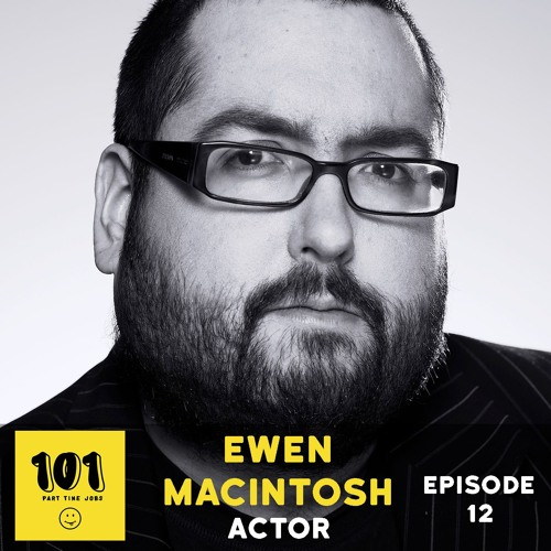 Ewen MacIntosh (The Office, Shed of the Dead)