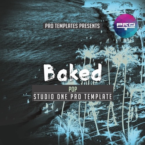 Baked Studio One Pro Template