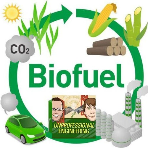 How Biofuel Is Made and Used - Episode 150