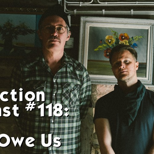 #118: They Owe US - Synths, Live Performance, and Perfect Imperfections