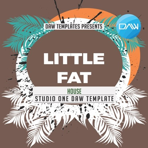Little Fat Studio One Pro Template