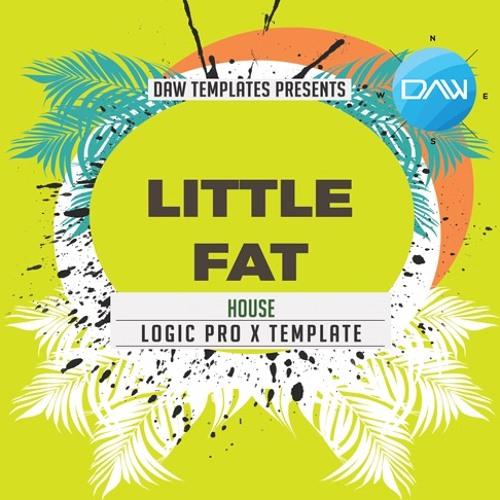 Little Fat Logic Pro X Template