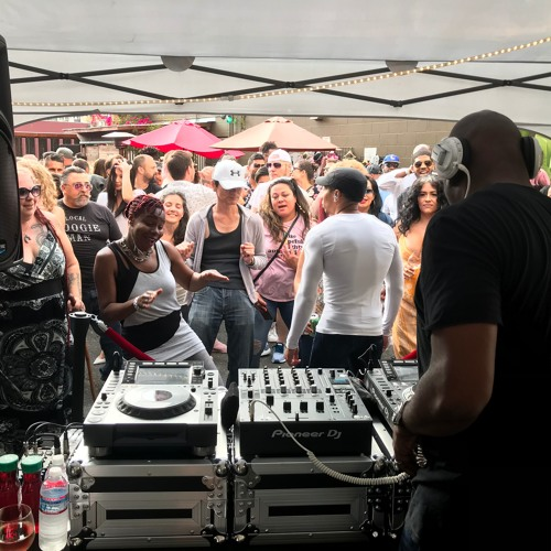DJ Spen Sunday Bliss Set Oakland 7 - 07 - 2019