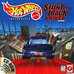 Hot Wheels: Stunt Track Driver: The Attic (Cover)