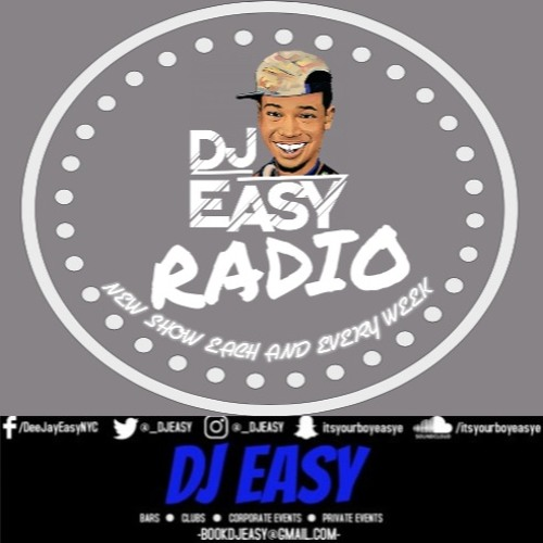DJ EASY RADIO #12 JULY 2019 RATCHET HIP HOP MIX (DIRTY) by DJ EASY