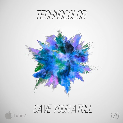 TechnoColor 178   Save Your Atoll
