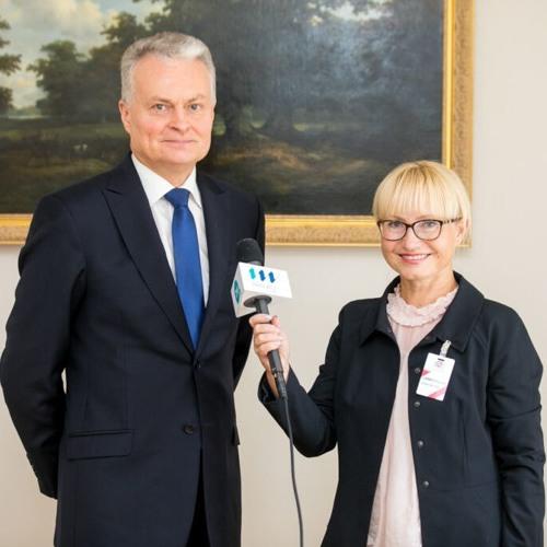 Salon Polityczny: Gitanas Nausėda