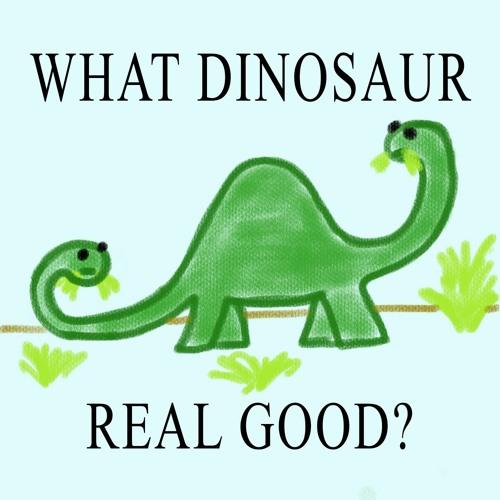 207. What Dinosaur Real Good? Linhenykus!
