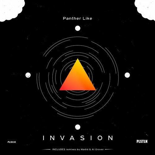Panther Like - Invasion [Plasteline]
