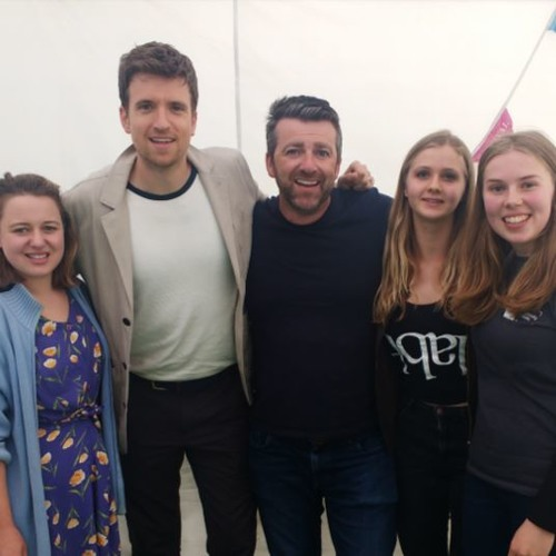 Greg James and Chris Smith: Hay Festival Special!