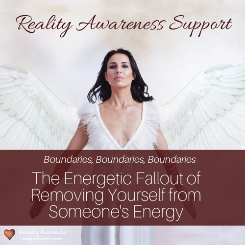 The Energetic Fallout Of Removing Yourself From Someone's Energy