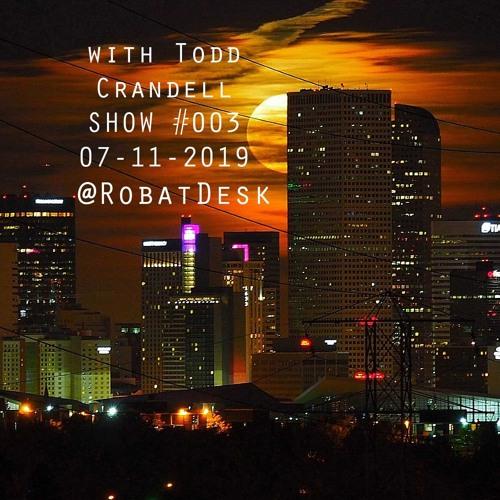 RobatDesk 003 - Todd Crandell