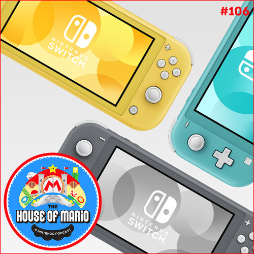 Switch Lite The Opposite of Gigantamaxing? - The House of Mario Ep. 106