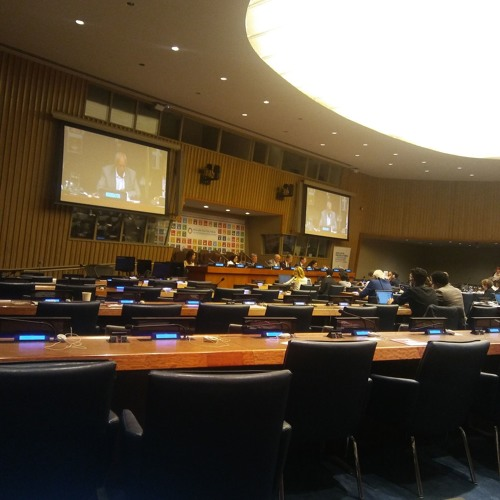 Global Action Plan - UN HLPF 2019 Side Event - Comment