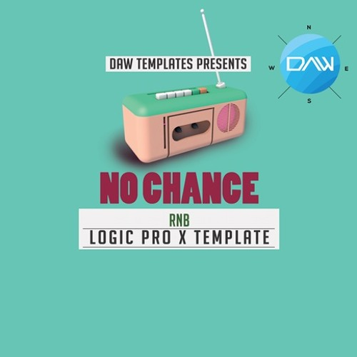 No Chance Logic Pro X Template