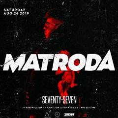 LowFrequency - Matroda Closing Set Contest