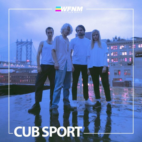 Cub Sport - Interview - WE FOUND NEW MUSIC With Grant Owens