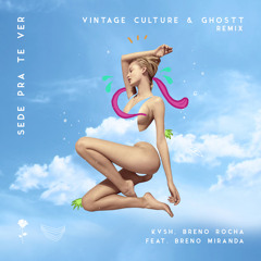 RHCP vs Breno Miranda - Sede Pra Te Ver (Vintage Culture & Ghostt Remix) [Ghostt Edit]