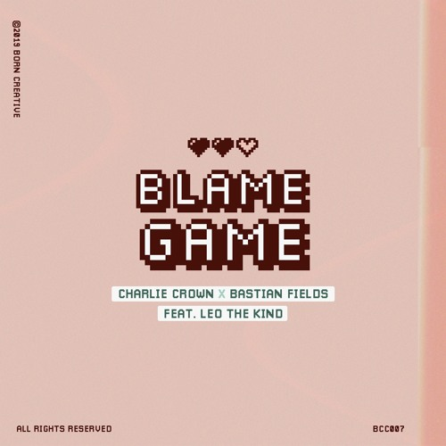 Charlie Crown Blame Game