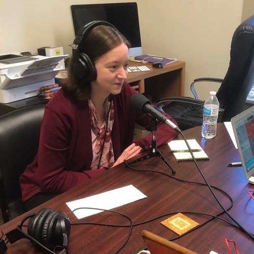On Building Peace, U.S. Institute of Peace Public Education Director Ann-Louise Colgan | EP-18
