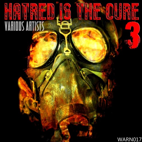 VA - Hatred Is The Cure Volume 3 [LP] 2019