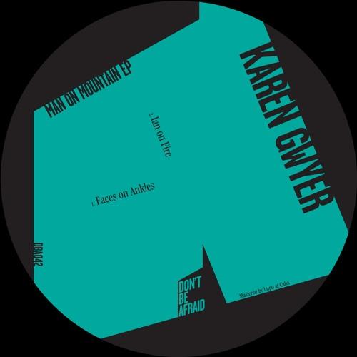 DBA042: KAREN GWYER - MAN ON MOUNTAIN EP