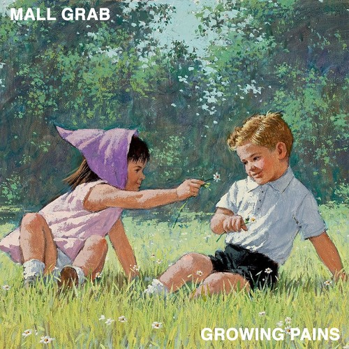 LFT004 - Mall Grab - Growing Pains