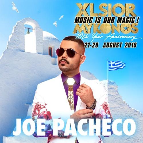 XLSIOR MYKONOS 10th ANNIVERSARY PODCAST By JOE PACHECO