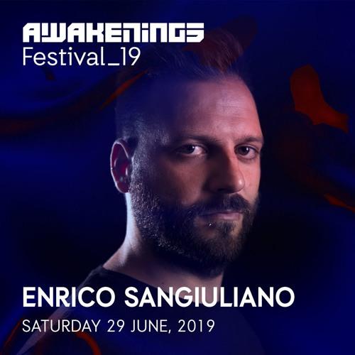 Enrico Sangiuliano @Awakenings Festival 2019 (29-06-2019)