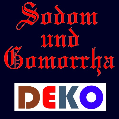 Sodom Und Gomorrha