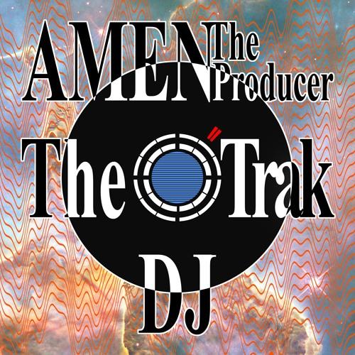 AMEN The Producer - The DJ Trak (Coldpakk 006)