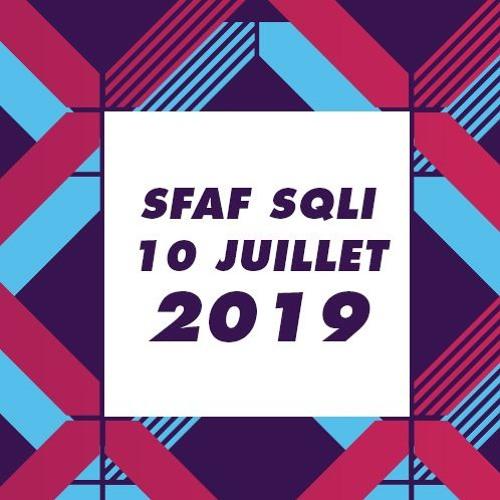 Podcast - Réunion financière SQLI 10 juillet 2019