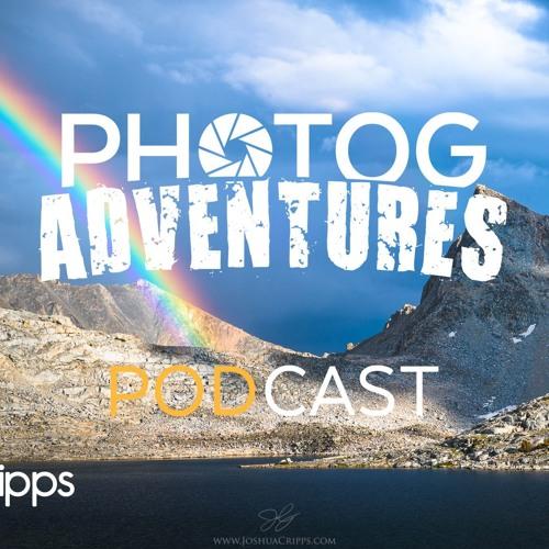 Joshua Cripps   Top Three Favorite Landscape Locations & Tiny Pony Riding through Mongolia   Ep 117