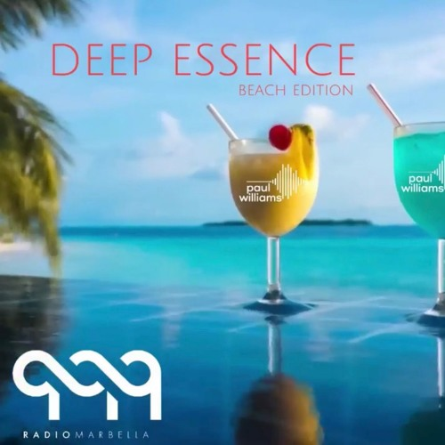 Deep Essence #13 - Beach Edition (6th July 2019) marbsradio.com