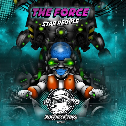 RNT055 - The Force - Star People