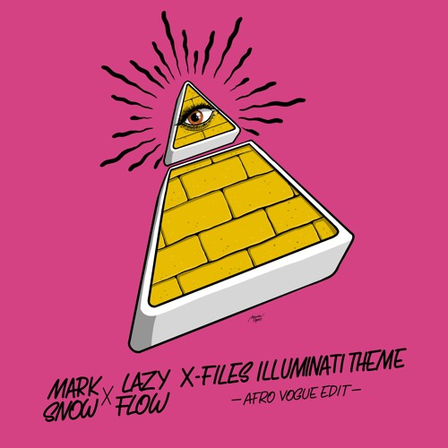 Mark Snow - X-Files Illuminati Theme (Lazy Flow afro vogue edit)