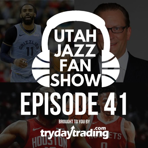 Ep 41   Adrian Wojnarowski interviews Mike Conley, Justin Zanik and Houston Trades CP3 for Russ