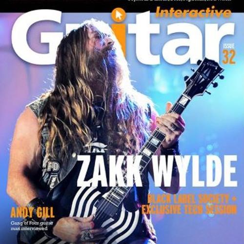 GI32 Zakk Wylde Style File