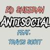Travis Scott Antisocial Ft Ed Sheeran Mp3