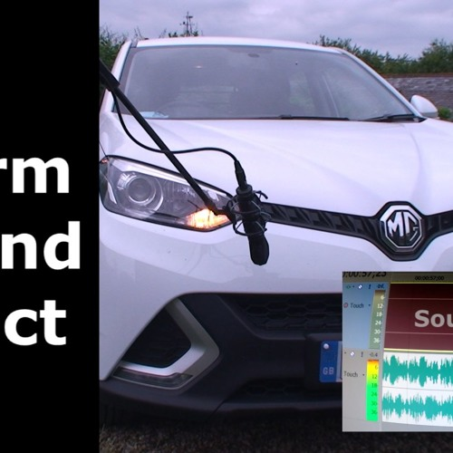 Car Alarm Sound Effect HQ Audio Freesound Making Sound