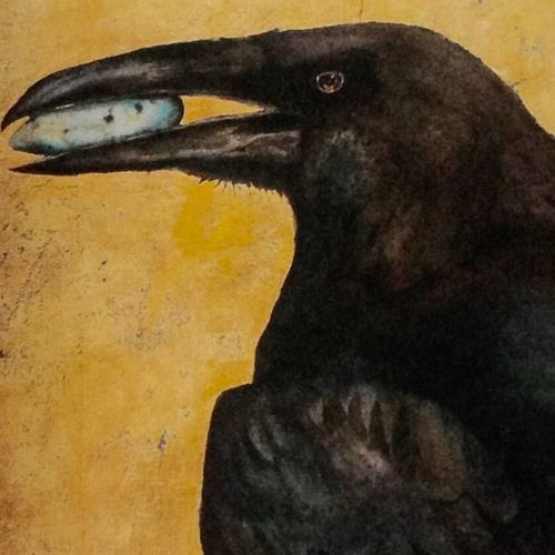Raven (2019) for Pierrot Ensemble + Percussion