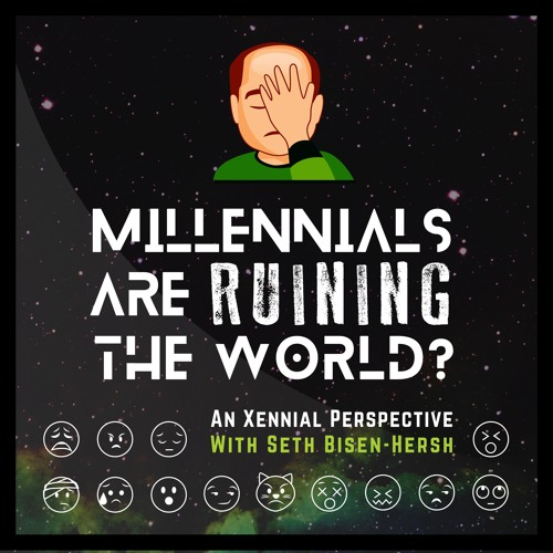 Episode 12: Kathryn Whisler & Seth Bisen-Hersh discuss GENERATION Y