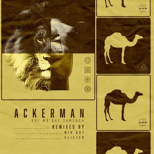 AckerMan - Express Shell Hatzot feat. Dori Aharon (Niv Ast Remix)