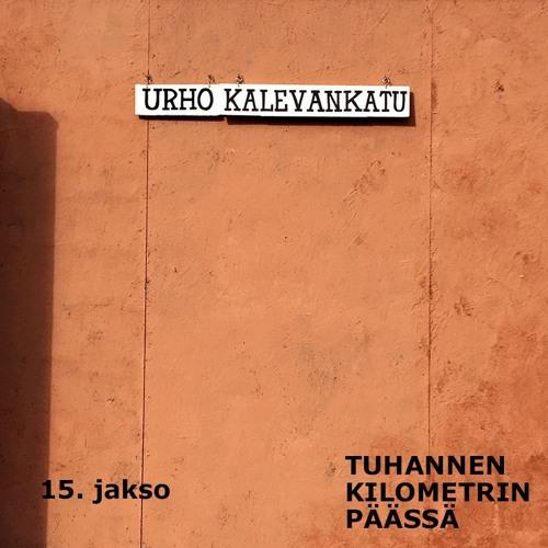 Kesäextra: Kekkonen @ Raahen teatteri (jakso 15)