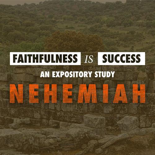 Sermon Excerpt: Nehemiah's Christ-likeness