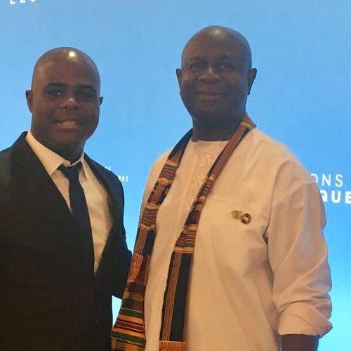 Parlons Afrique À L'Elysée