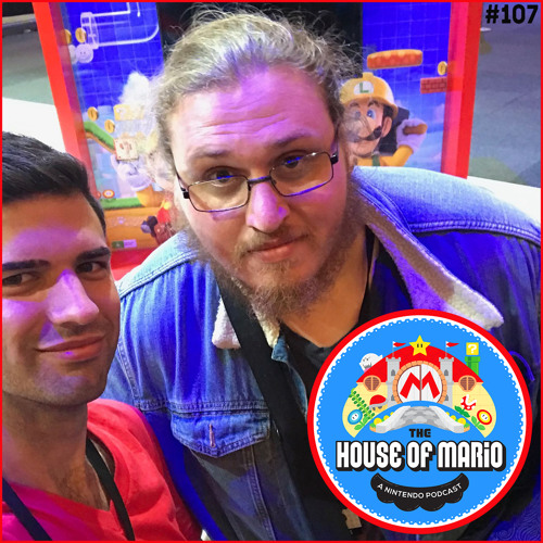 The Big Road Trip to Avcon 2019 (Special Guests)! - The House of Mario Ep. 107