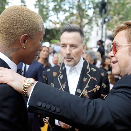 """Elton John Reflects On 'The Lion King':""""It's a Never Ending Success Story"""""""